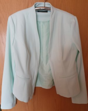 Reserved Blazer in jersey verde-menta