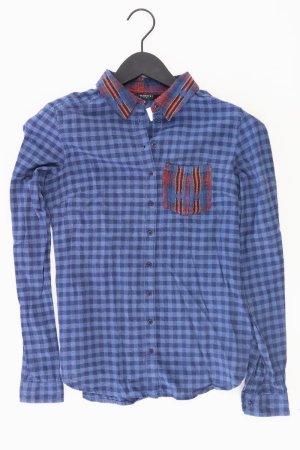 Reserved Bluse blau Größe 34