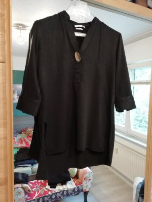Reserved Tunic black-gold-colored