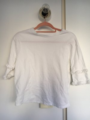 Reserved Crewneck Sweater white