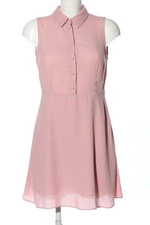 Reserved Blusenkleid pink Casual-Look