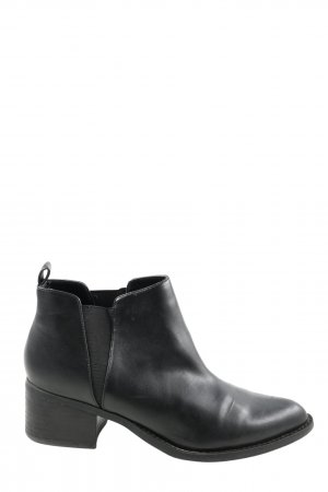 Reserved Booties schwarz Casual-Look