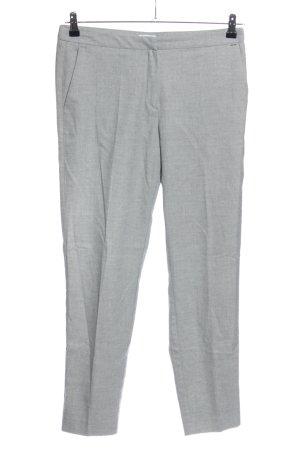Reserved Pantalon à pinces gris clair moucheté style d'affaires