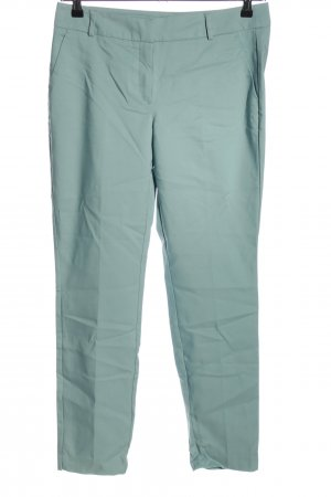 Reserved Chinohose türkis Casual-Look