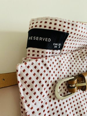 Reserved Chinohose