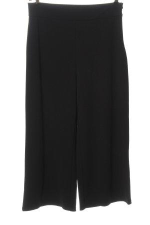 Reserved Falda pantalón de pernera ancha negro estilo «business»