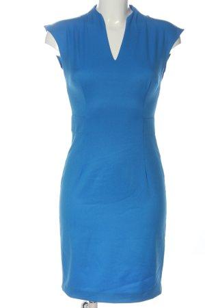 Reserved Etuikleid blau Elegant