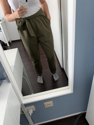 Reserved Baggy Pants green grey