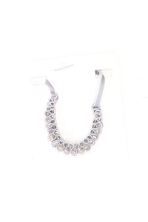 Reserved Halskette grau