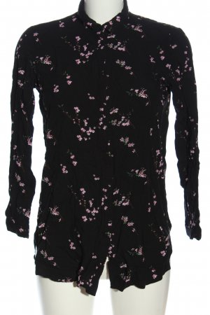 Reserved Hemd-Bluse Allover-Druck Business-Look