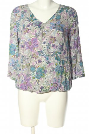 Reserved Hemd-Bluse Blumenmuster Casual-Look