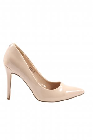 Reserved High Heels creme Elegant