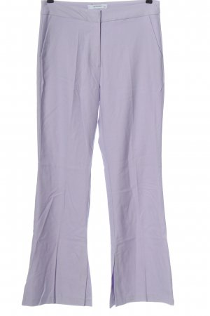 Reserved High-Waist Hose lila Casual-Look