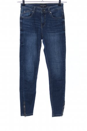 Reserved High Waist Jeans blau Casual-Look