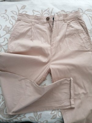 Reserved Jersey Pants cream