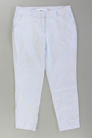 Reserved Hose weiß geometrisches Muster Größe 38
