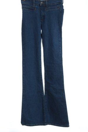 Reserved Jeans a zampa d'elefante blu stile casual