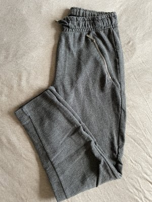 Reserved Sweat Pants silver-colored-grey