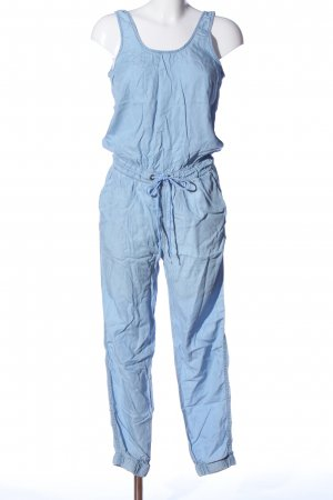 Reserved Jumpsuit blau Casual-Look