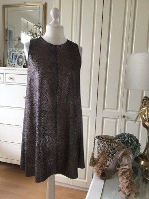 Reserved Kleid A-Lini Bronze metallic Gr. L