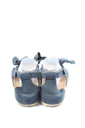 Reserved Comfortabele sandalen blauw-donkerblauw