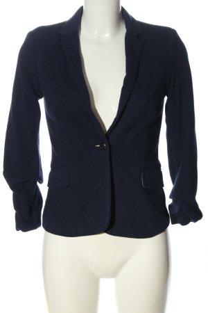 Reserved Kurz-Blazer blau Business-Look
