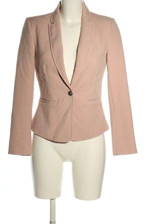 Reserved Korte blazer roze casual uitstraling