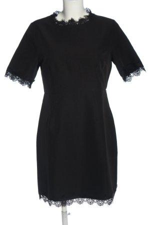 Reserved Shortsleeve Dress black elegant