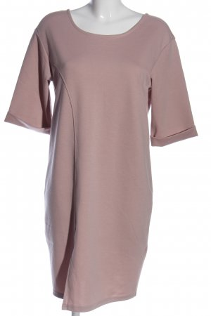 Reserved Kurzarmkleid pink Business-Look