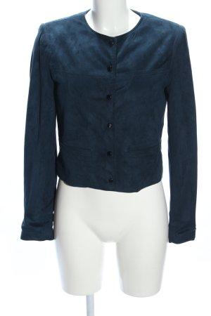 Reserved Kurzjacke blau Casual-Look
