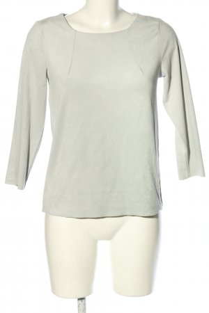 Reserved Langarm-Bluse weiß Casual-Look