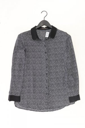 Reserved Long Sleeve Blouse black polyester