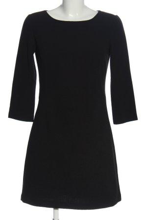 Reserved Langarmkleid schwarz Elegant
