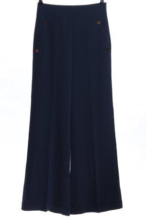 Reserved Marlenehose blau Elegant