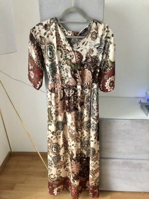 Reserved Maxi Dress multicolored