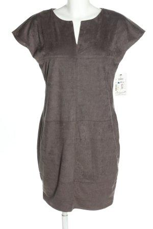 Reserved Minikleid hellgrau Casual-Look