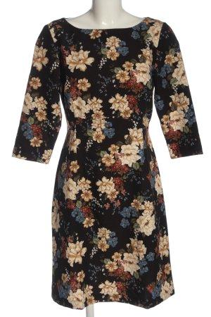 Reserved A-Linien Kleid Allover-Druck Elegant
