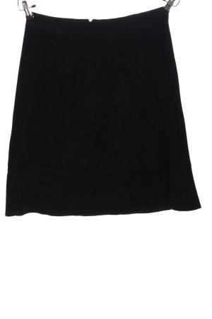 Reserved Mini rok zwart casual uitstraling