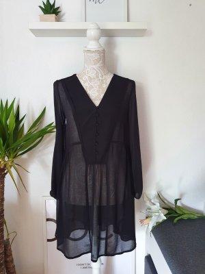 Reserved Sweat Dress black
