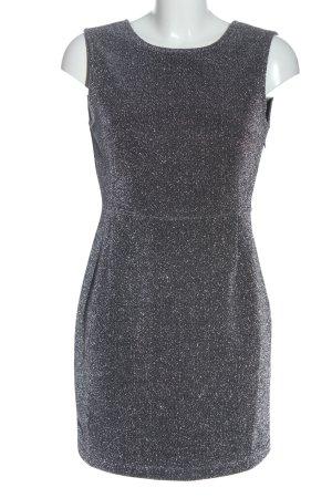 Reserved Minikleid silberfarben Elegant