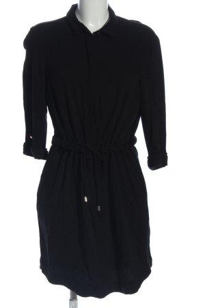 Reserved Minikleid schwarz Casual-Look