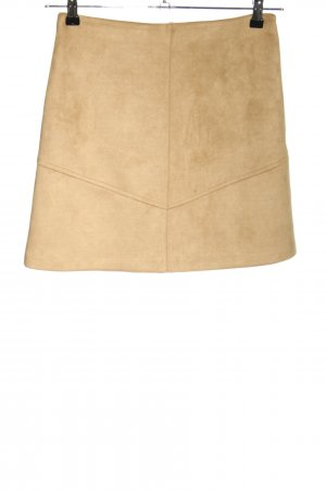Reserved Mini rok nude casual uitstraling