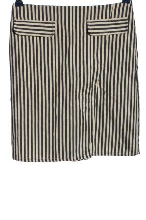 Reserved Mini rok zwart-room volledige print casual uitstraling