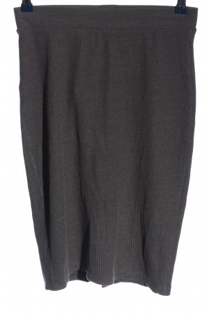 Reserved Pencil Skirt light grey casual look