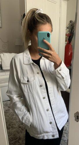 Reserved Denim Jacket white