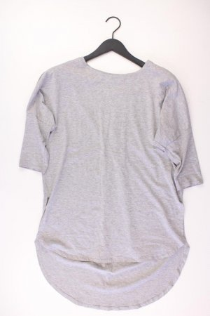 Reserved Oversize-Pullover Größe S grau aus Baumwolle