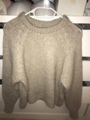 RESERVED Pullover beige
