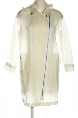 Reserved Heavy Raincoat natural white casual look