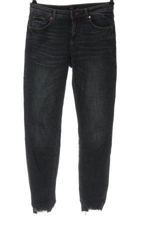 Reserved Jeans a sigaretta blu stile casual
