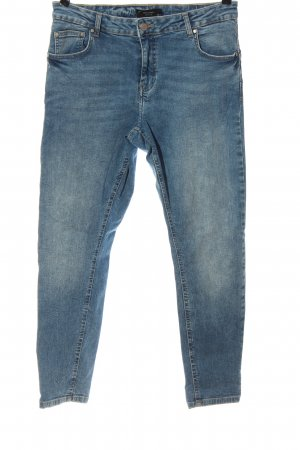 Reserved Tube Jeans blue casual look
